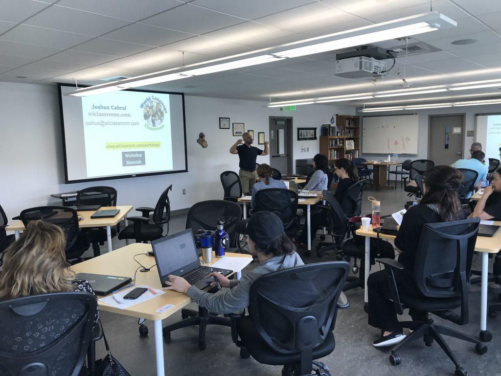 Building Proficiency Across Communication Modes Workshop 4