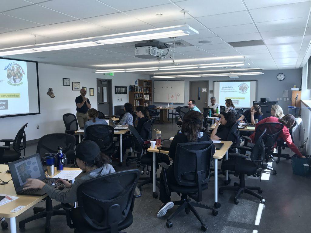 Building Proficiency Across Communication Modes Workshop 1