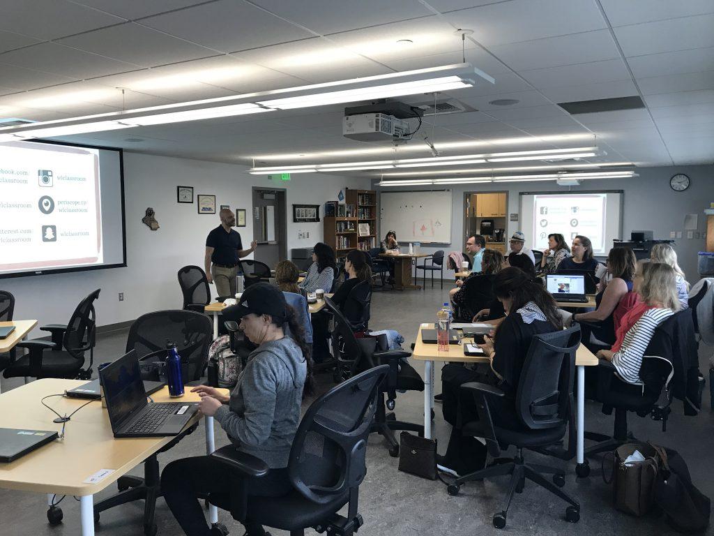 Building Proficiency Across Communication Modes Workshop 3