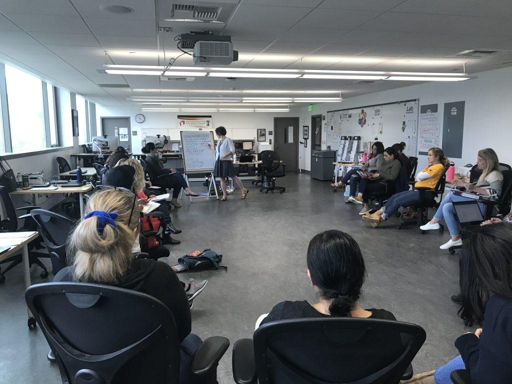CI for Spanish Teachers Workshop 2019 4