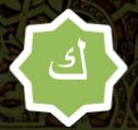 Kaaf Arabic letter