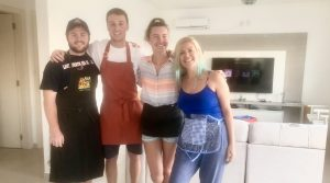 Project GO portuguese abroad group 2019