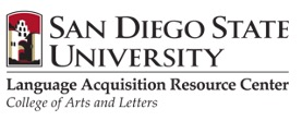 Language Acquisition Resource Center Logo