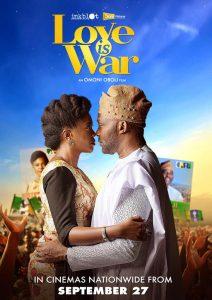 Love is war flyer